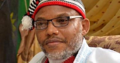 Nigerian Army Can't Win War Against Boko Haram — Nnamdi Kanu