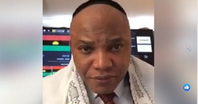 Breaking: Watch Nnamdi Kanu Live On Facebook Revealing So Many Secrets Going On Inside (See Video here)