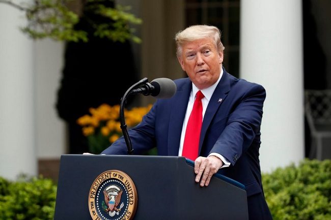 Coronavirus Vaccine Will Be Ready By End Of Year -Donald Trump