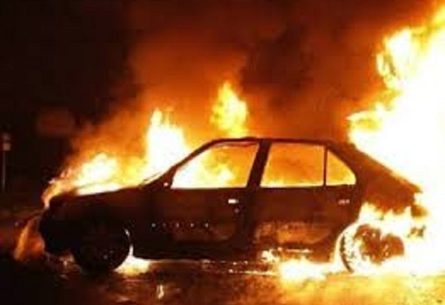 Three Cars Burnt At Lagos Airport Hotel Fire