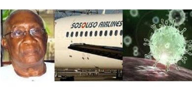 Covid-19 Claims Sosoliso Airlines Chairman In A London Hospital
