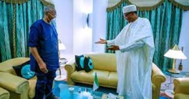 Theophilus Danjuma Meets Buhari In Aso Rock Warns Against Killings Across Nigeria By Bandits