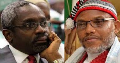 Breaking:Withdraw The Infectious Disease Bill's Now, Nnamdi Kanu Warns Nigeria House Of Representatives