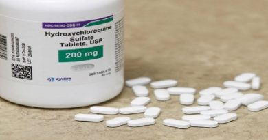 Breaking: UK Buys Hydroxychloroquine In Bulk As Potential Covid-19 Treatment