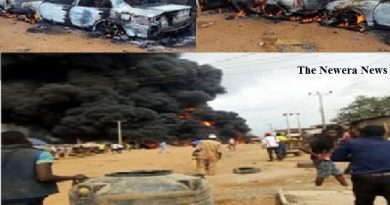 Just In: New Facts Emerge As Ibadan Tanker Fire Victims Recount Loses