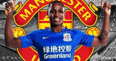 Just In: Fans React As Manchester United Enters Into Last Minute Agreement With Chinese Club Over Full Signing Of Ighalo