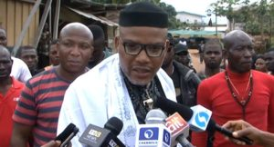 Biafra: Finally List Of States That Will Make Up Biafra Submitted To European Union Says Nnamdi Kanu