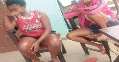How We Fled From Sex Bondage, Ladies Sold As Xes Slaves Narrates Ordeal