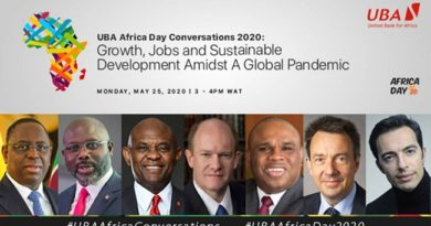 Post Covid19: Global Leaders At UBA Africa Day Conversations Seek Economic Recovery