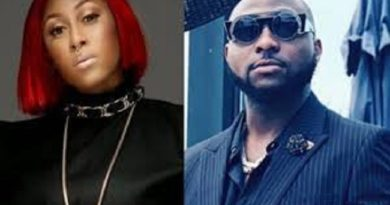 Just In: Davido, Other Celebrities Set To Support For Cynthia Morgan's Comeback