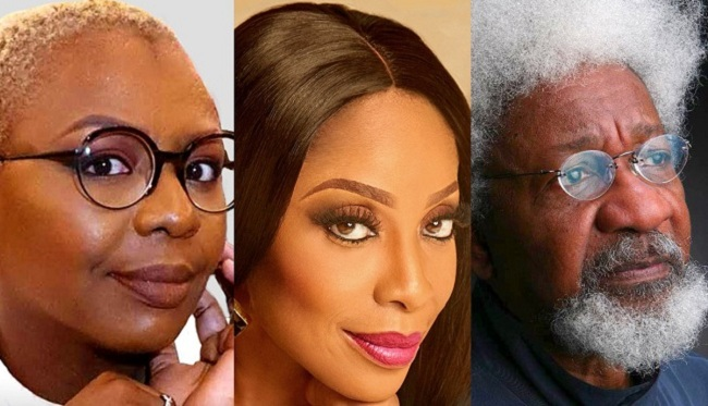 Just In: Netflix Set To Partners Mo Abudu's EbonyLife Studios To Adapt Two Nigerian Literary Classics