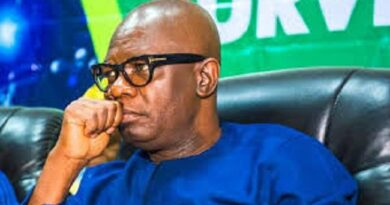 Breaking: Ondo State Deputy Governor Dumps APC, Joins PDP