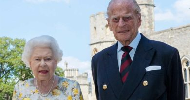 The Queen And Prince Philip Together In Windsor Celebrates The Duke's 99th Birthday