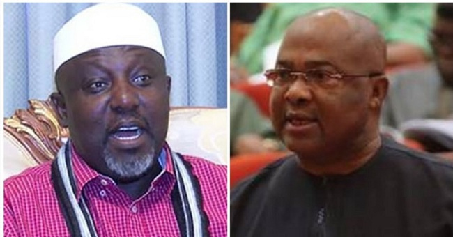 Imo Probe: Okorocha Alleges That Governor Uzodinma After Me, My Family And Friends