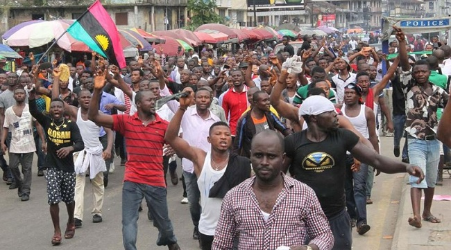 Just In: Idoma People In Benue State Declares Support For Biafra Actualization