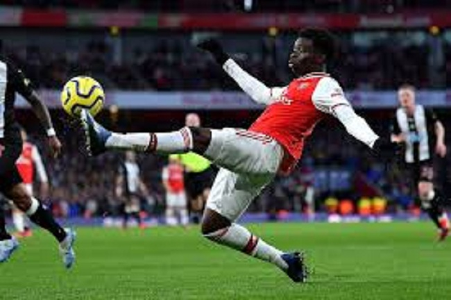 Nigeria Steps UI Knew Instantly The Sort of Hate I Was Going to Get After Penalty Miss - Bukayo Sakap Efforts To Snatch Wonderkid Saka From England