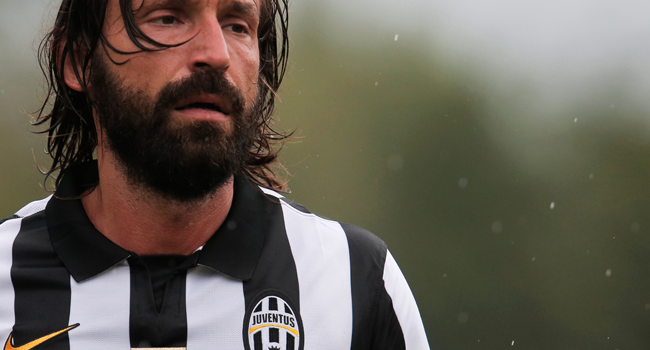 Breaking: Andrea Pirlo Named As New Juventus Coach