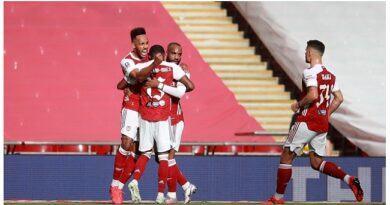 Arsenal Defeat Chelsea To Win FA Cup In Grand Style
