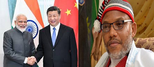Breaking: China, India Recognizes Biafra, Promised To Support