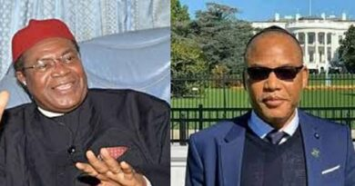 We Will Officially Join Nnamdi Kanu To Make The Biafra Dream A Reality This Year Says Okwesilieze Nwodo
