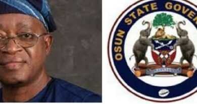 Just In: Hotels, Bars Violating COVID-19 Rules To Pay N250,000 Fine – Osun Govt.