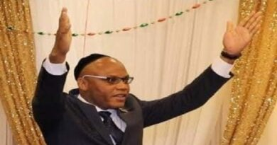 Pray For Donald Trump To Win The 2020 Election, Nnamdi Kanu Charges Africans, Americans Ahead of Election Day