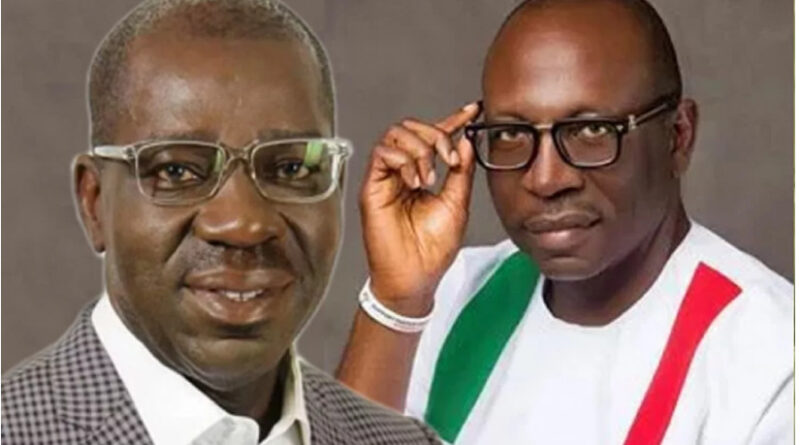 Obaseki in early lead as Ize-Iyamu puts up strong fight