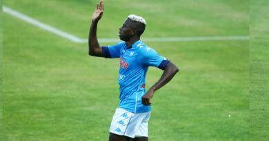 Osimhen Excites Fans As He Bags Second Hat-Trick In Napoli Win