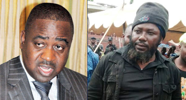 Suswam Accuses Military Of Killing Militia Leader Gana 'Gestapo-Style', Demands Investigation