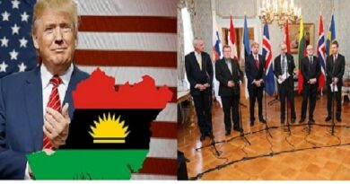 America, 36 Other Countries Set To Grants Biafrans Free VISA Entry Ahead of October BIAFRA-EXIT From Nigeria