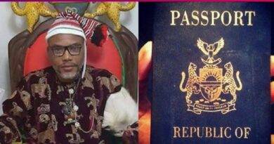 United Nations Set To Approve The Use Of Biafra Passport To 101 Countries Including US