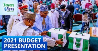 What Buhari Said During The 2021 Budget Presentation (Full Speech)