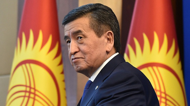 Just In: Kyrgyzstan President Resigns To End Post-Election Crisis