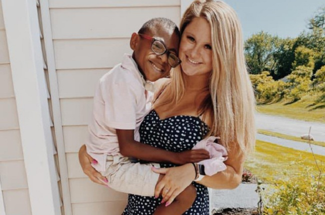 New York Nurse Adopts Special-Needs Boy She Cared For Since Birth