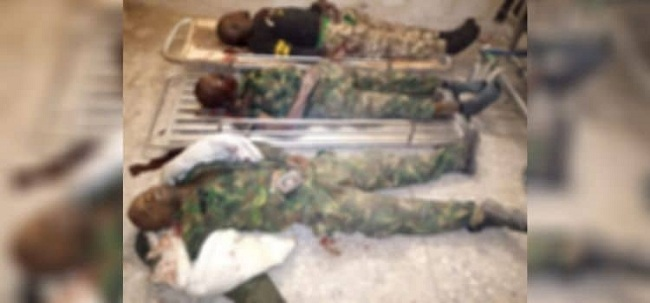 Nigerian Army Lose Personnel To Boko Haram Ambush Again