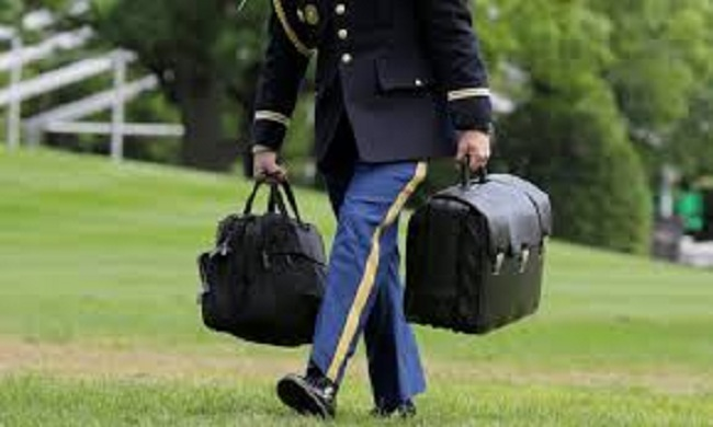 US President Donald Trump Won't Hand Biden The Nuclear Football. This is How The Hand-off Will Happen.