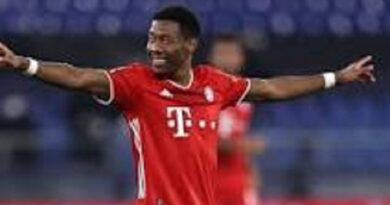 David Alaba Confirms Move To Arsenal, As Fans Return To Stadiums And More Updates