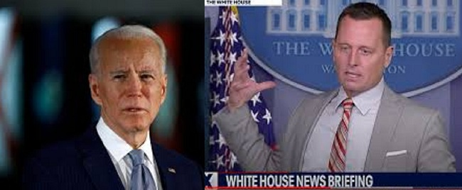 Ric Grenell Blasts President Joe Biden For Trying To Block Former President Donald Trump From Getting Intelligence Briefings
