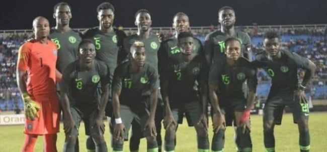 Super Eagles thrash Lesotho 3-0 in AFCON 2021 Qualifier in Lagos