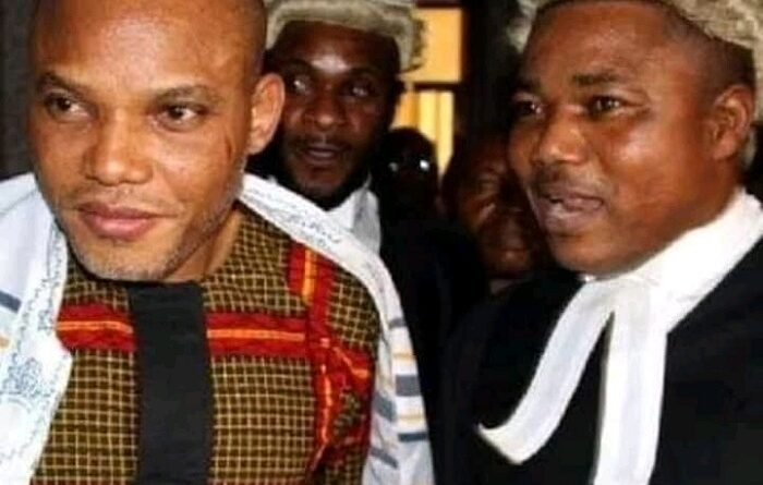 Nnamdi Kanu Will Soon Be Out of Detention – Lawyer
