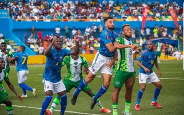 Super Eagles Consolidate as Group C Leaders